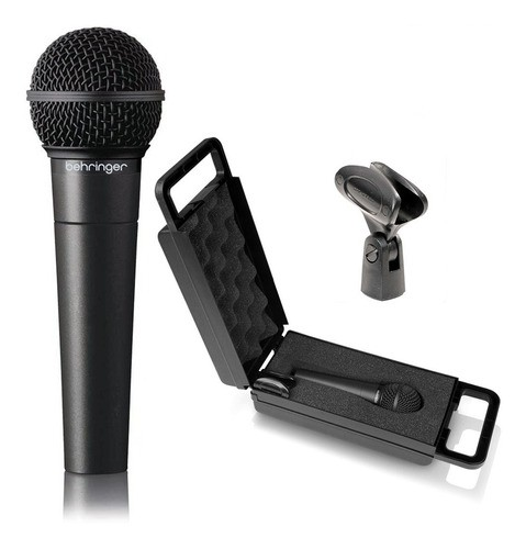 Microfone Dinâmico XM8500 Behringer
