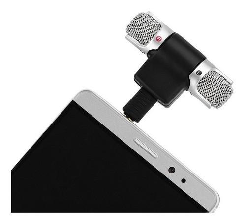 Microfone Estéreo Celular Soundvoice Lite Soundcasting 100