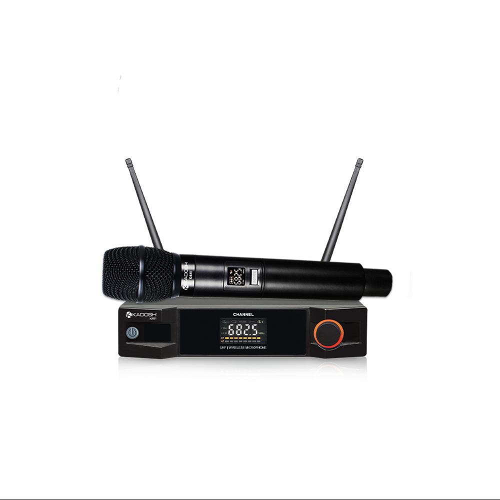 Microfone Kadosh S/Fio KDSW401M
