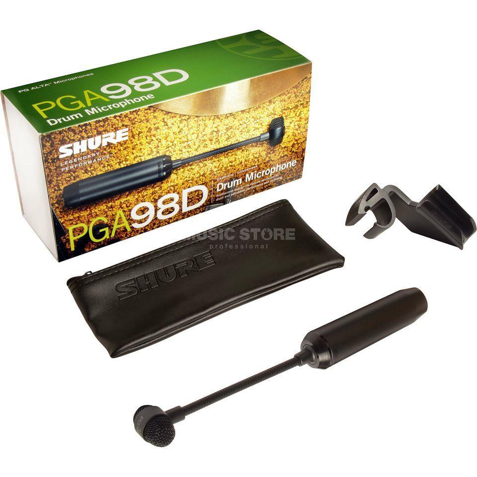 Microfone PGA98D-XLR Shure