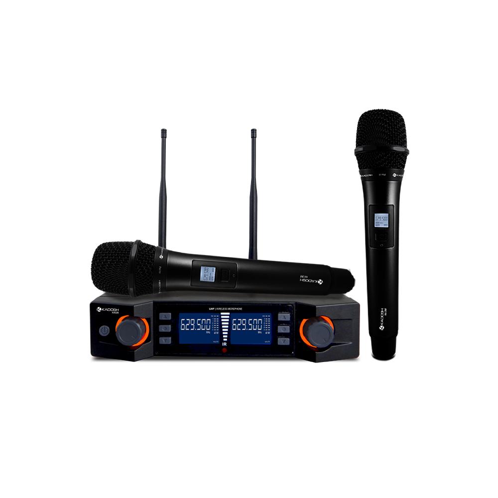 Microfone S/Fio K-492M Kadosh