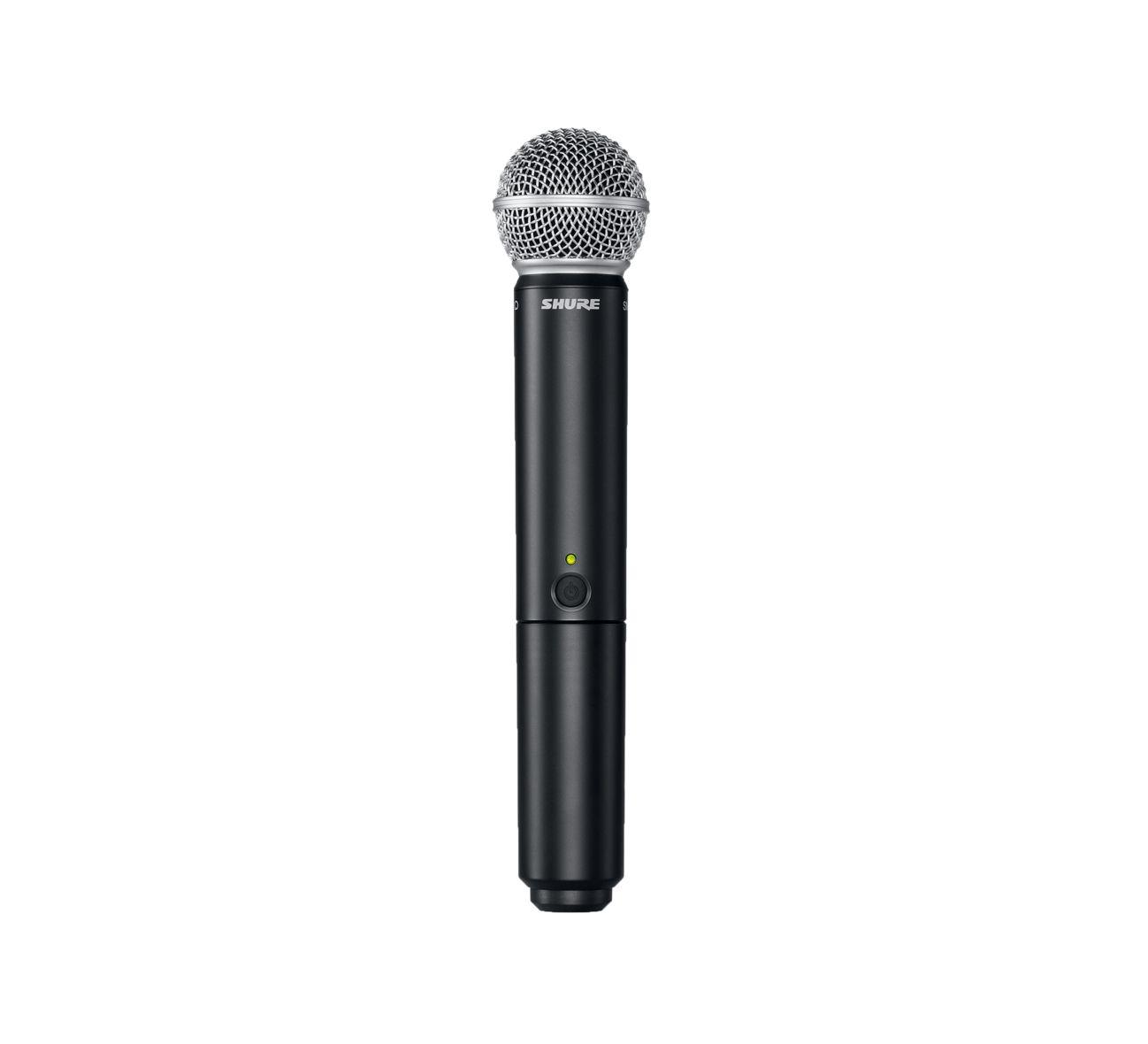 Microfone Sem Fio Blx24 SM58 Shure