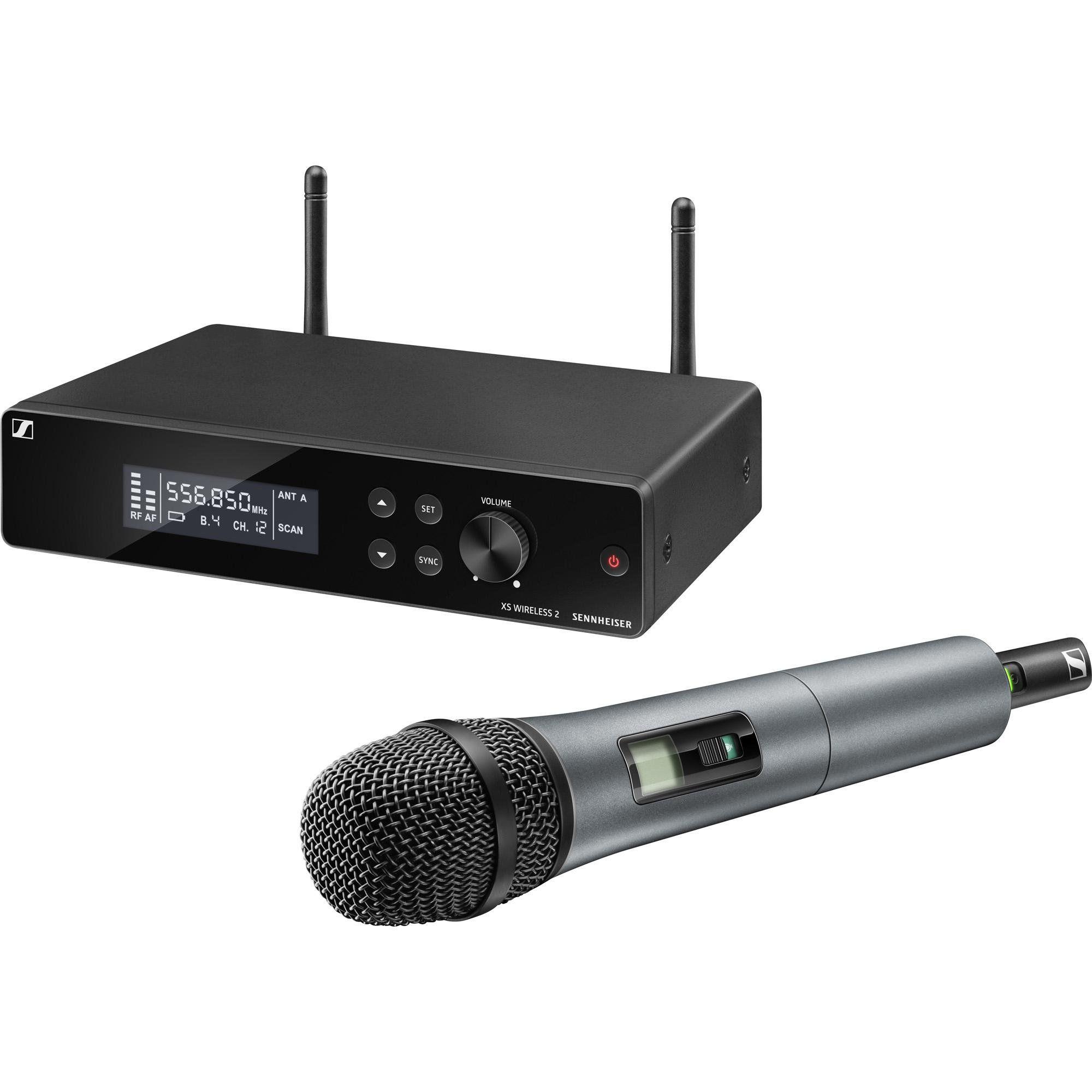 Microfone sem Fio XSW2-835A Sennheiser