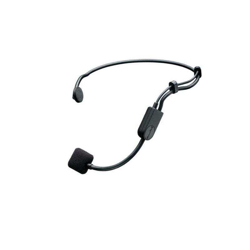 Microfone Shure Headset PGA31-TQG Condensador