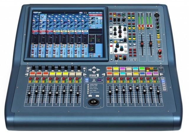 Mesa de Som Midas Pro Series Pro 1