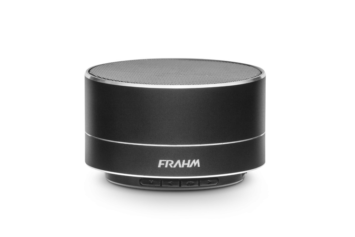 Mini Caixinha De Som Portátil A10 - 10w Com Bluetooth Frahm