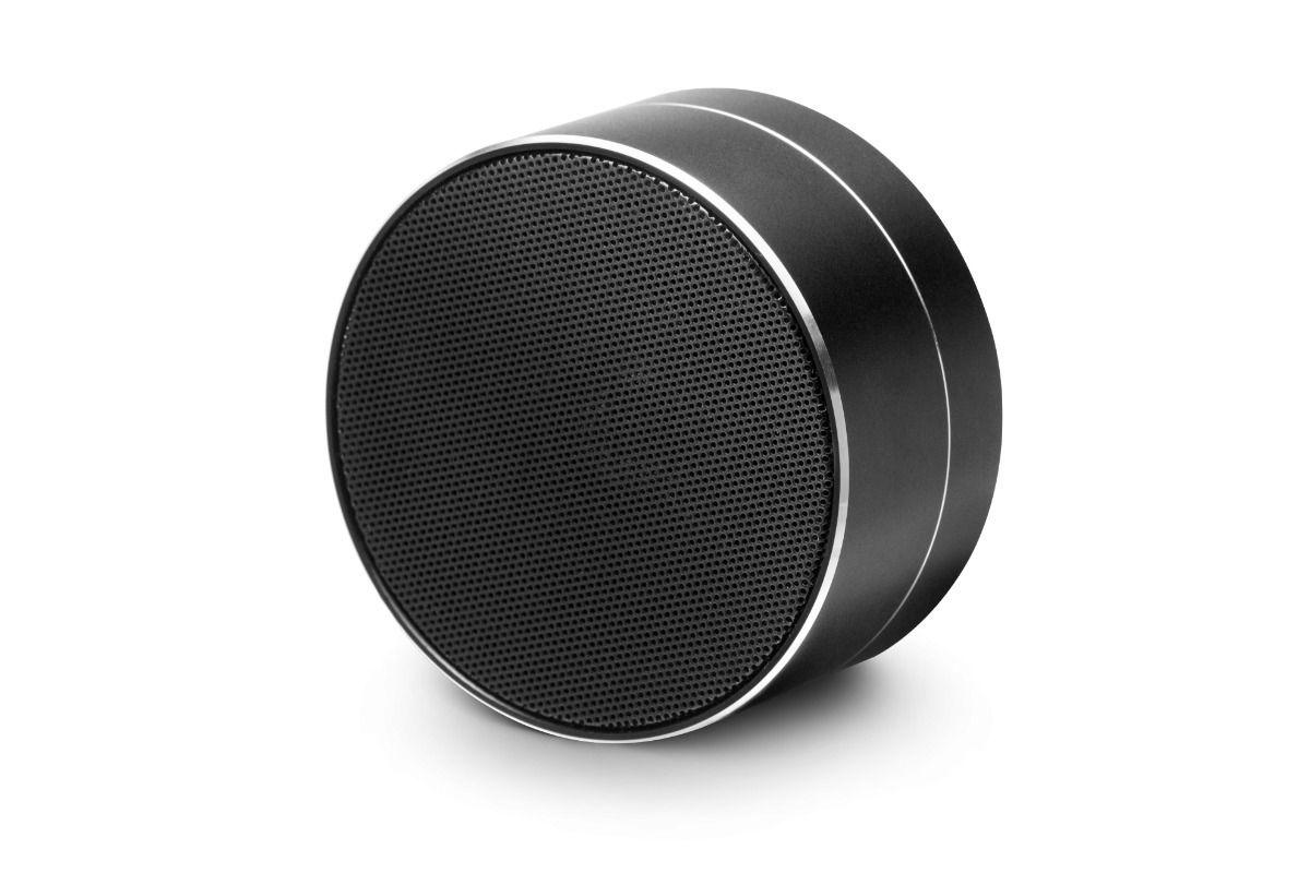 Mini Caixinha De Som Portátil A10 - 10w Com Bluetooth Frahm Preta