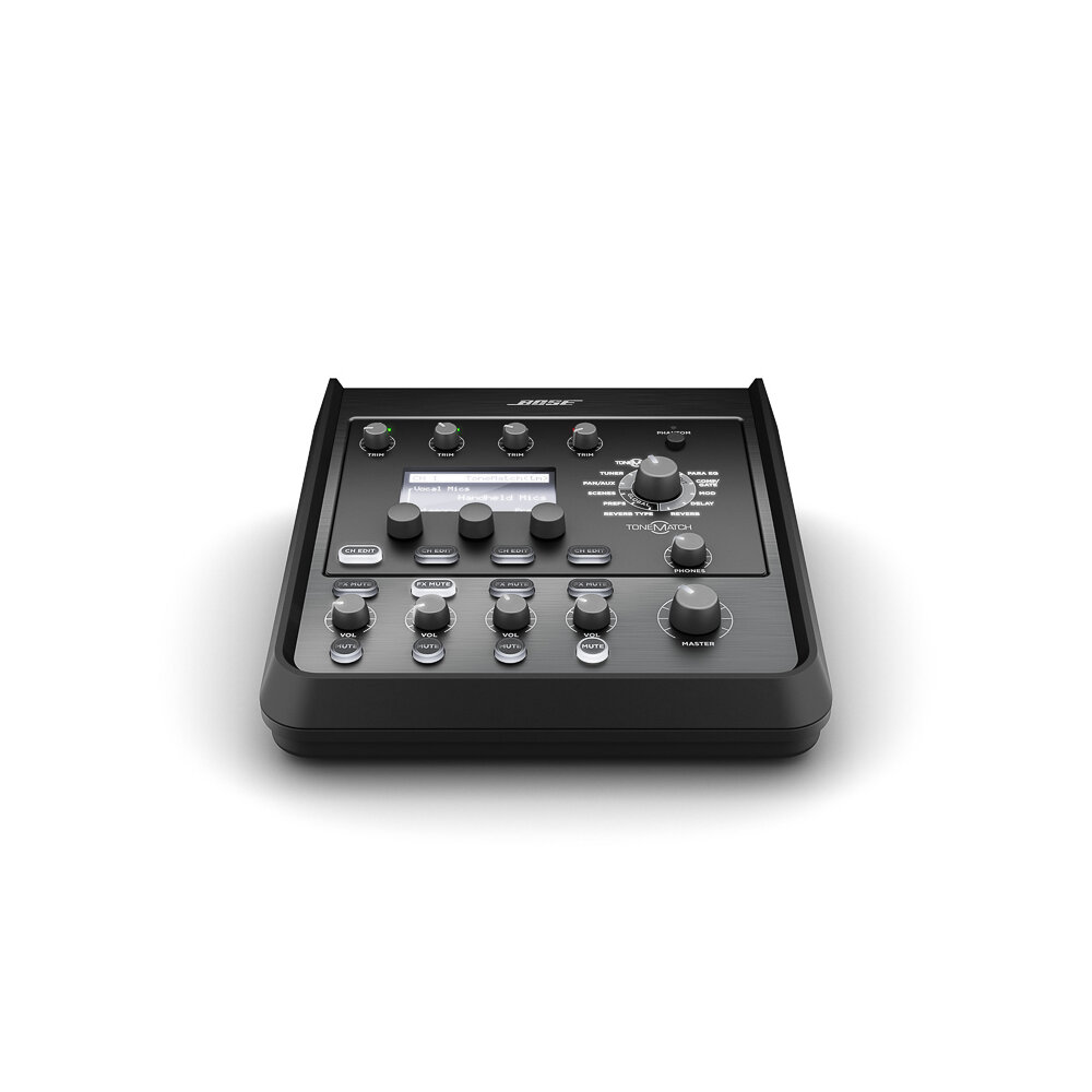 Mixer Digital Tonematch Preto Bose T4S