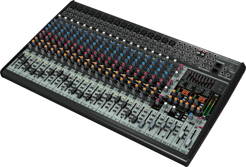 Mixer EuroDesk SX2442FX Behringer - Bivolt