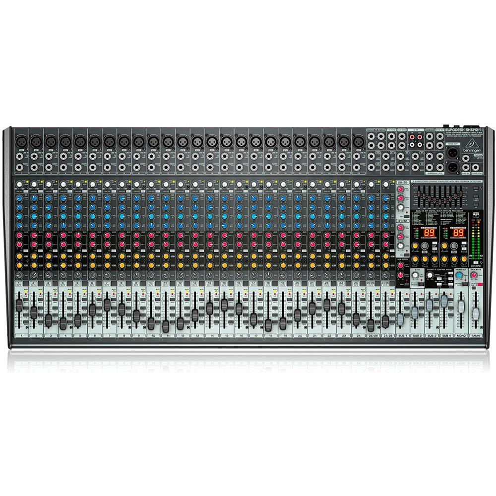 Mixer EuroDesk SX3242FX Behringer - Bivolt