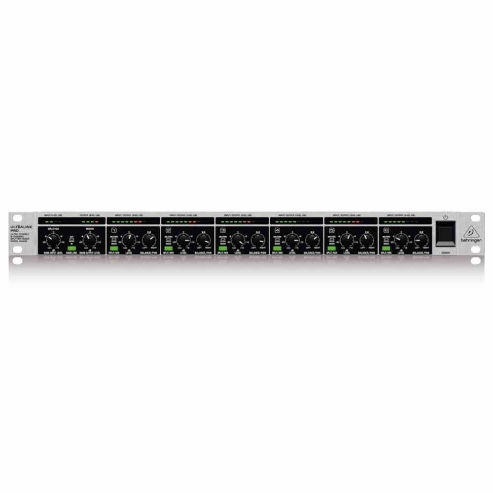 Mixer Ultralink Pro MX882 Behringer 110V