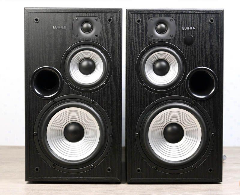 Monitor De Áudio Bluetooth R2730db Edifier Preto 136W Rms