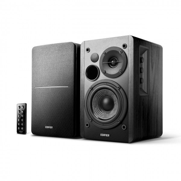 Monitor de Áudio R1280DB Edifier Preto 42w Rms - Bivolt