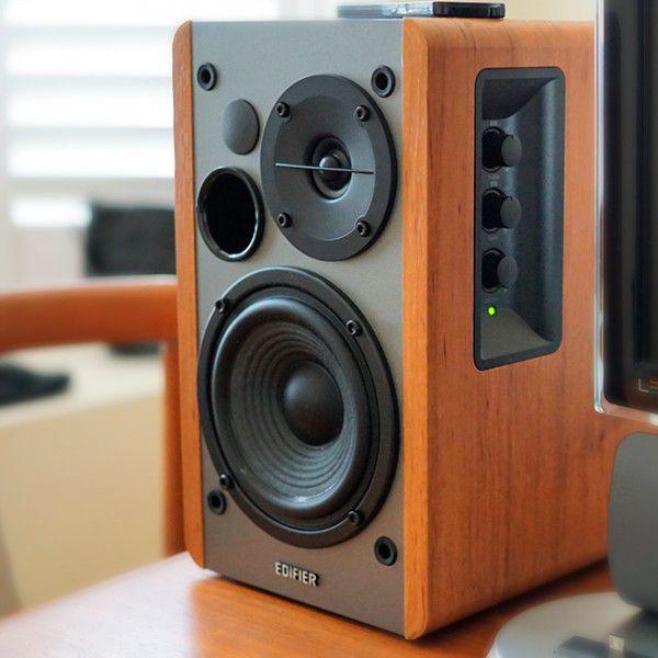 Monitor de Áudio R1280T 42W RMS - Edifier 2.0 Bivolt