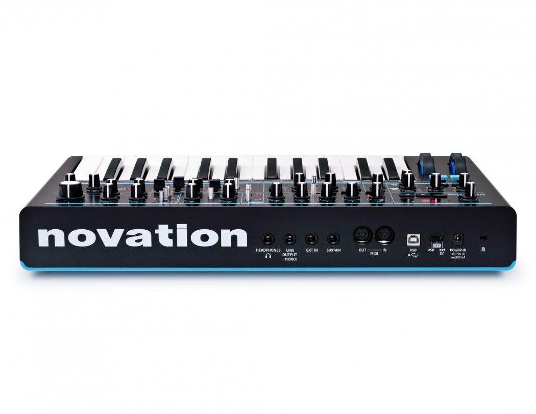 Bass Station ll Sintetizador Analógico Novation