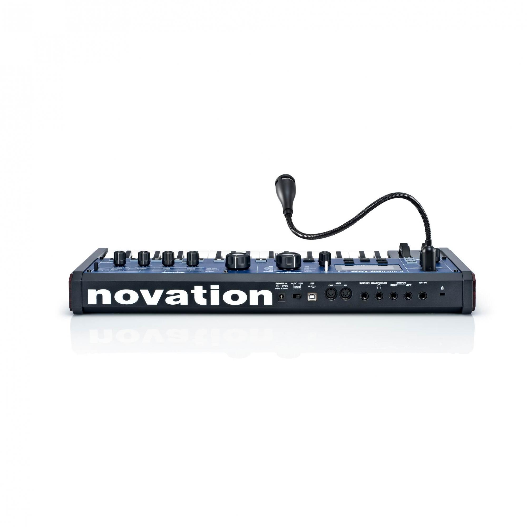 Novation MININOVA Sintetizador de 37 Teclas