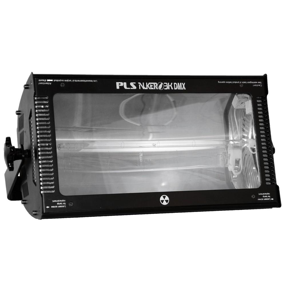 Nuker 3K Dmx - Strobo 3000W DMX - PLS