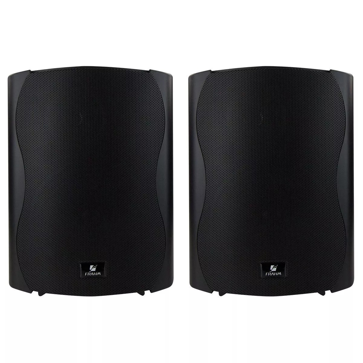 Par Caixas Som Ativa + Passiva Frahm Ps Plus Bt-6 Bluetooth Preta