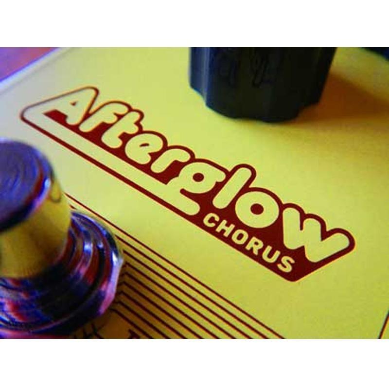 Pedal Afterglow Chorus TC Electronic Para Guitarra