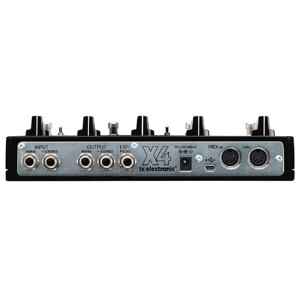 Pedal Alter Ego X4 TC Electronic Para Guitarra