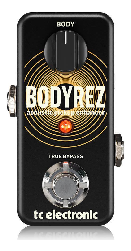 Pedal Body-Rez TC Electronic