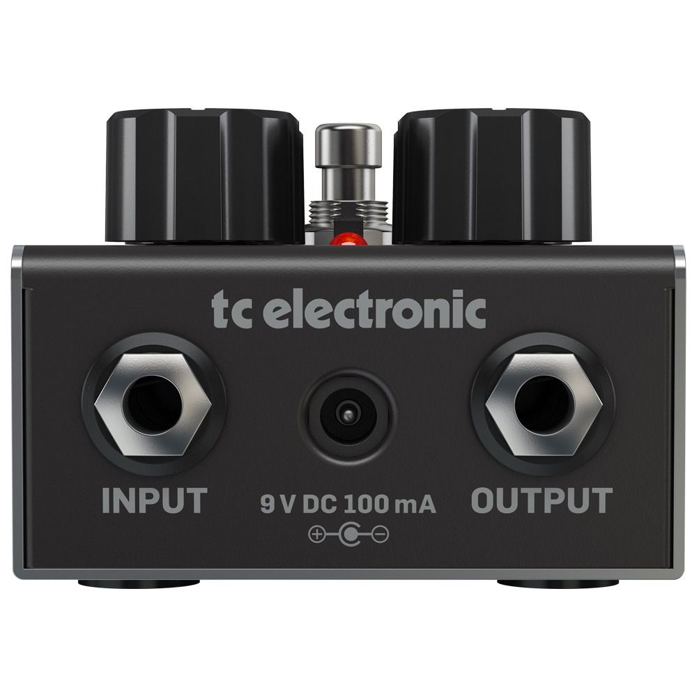 Pedal De Efeito Tc Eletronic Fangs Metal Distortion