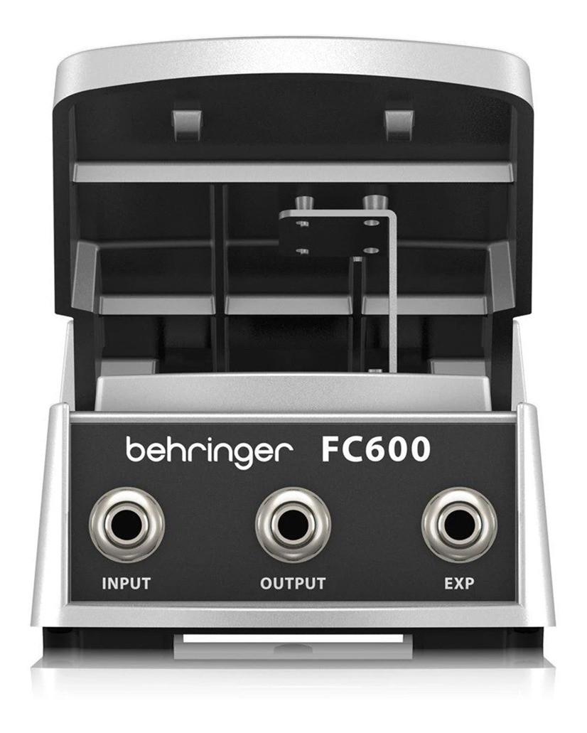Pedal de Expressão e Volume FC600 Behringer