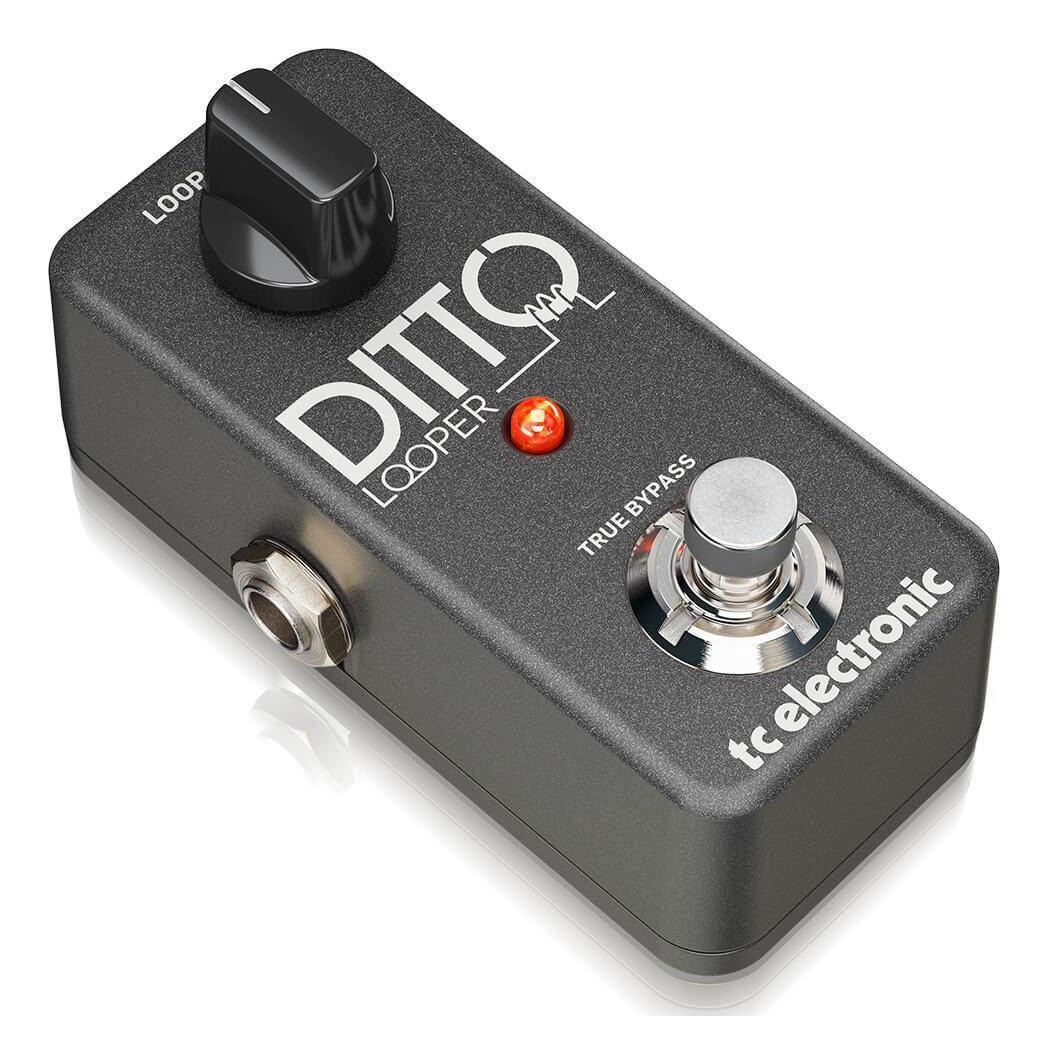 Pedal Ditto Looper TC Electronic