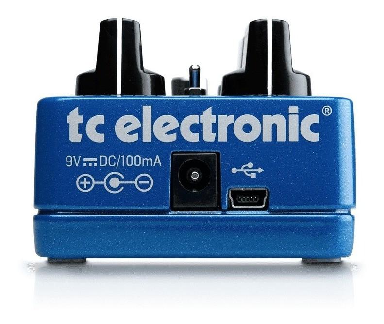 Pedal Flashback Delay e Looper TC Electronic Para Guitarra