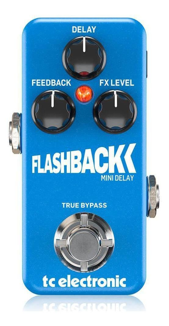 Pedal Flashback Mini Delay TC Electronic