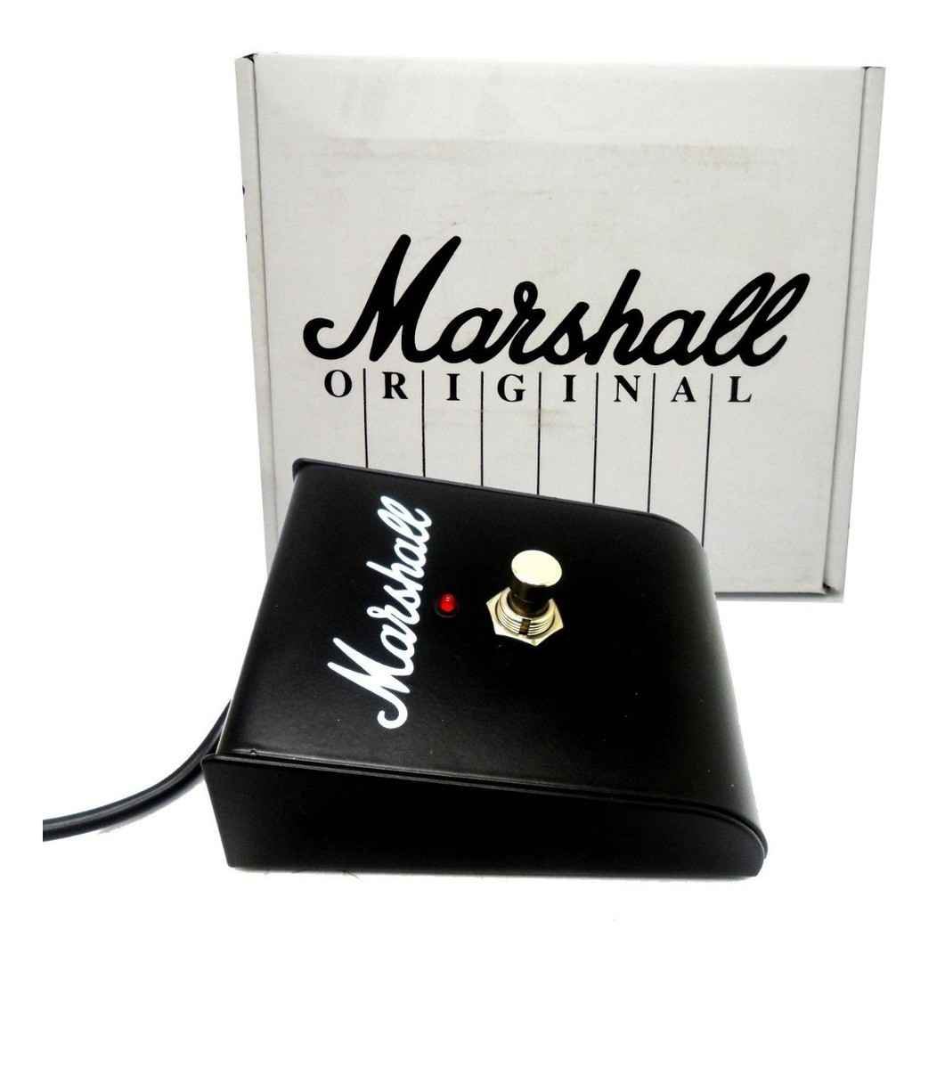 Pedal FootSwitch Marshall PEDL-00001 Channel Para Guitarra