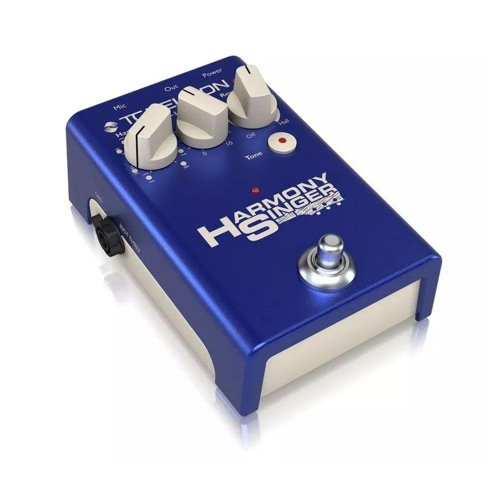 Pedal - Harmony Singer 2 - Tc Helicon