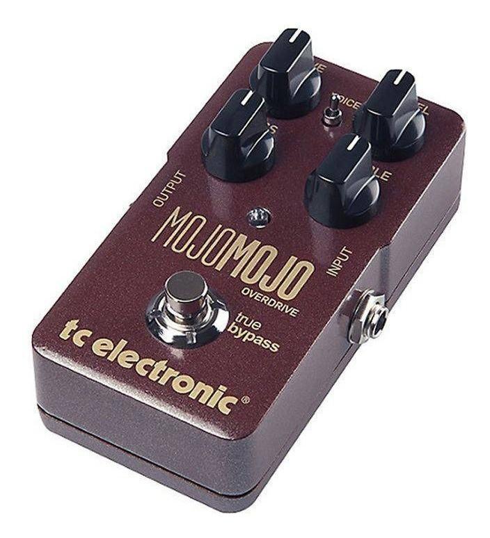 Pedal Overdrive MOJOMOJO TC Electronic Para Guitarra