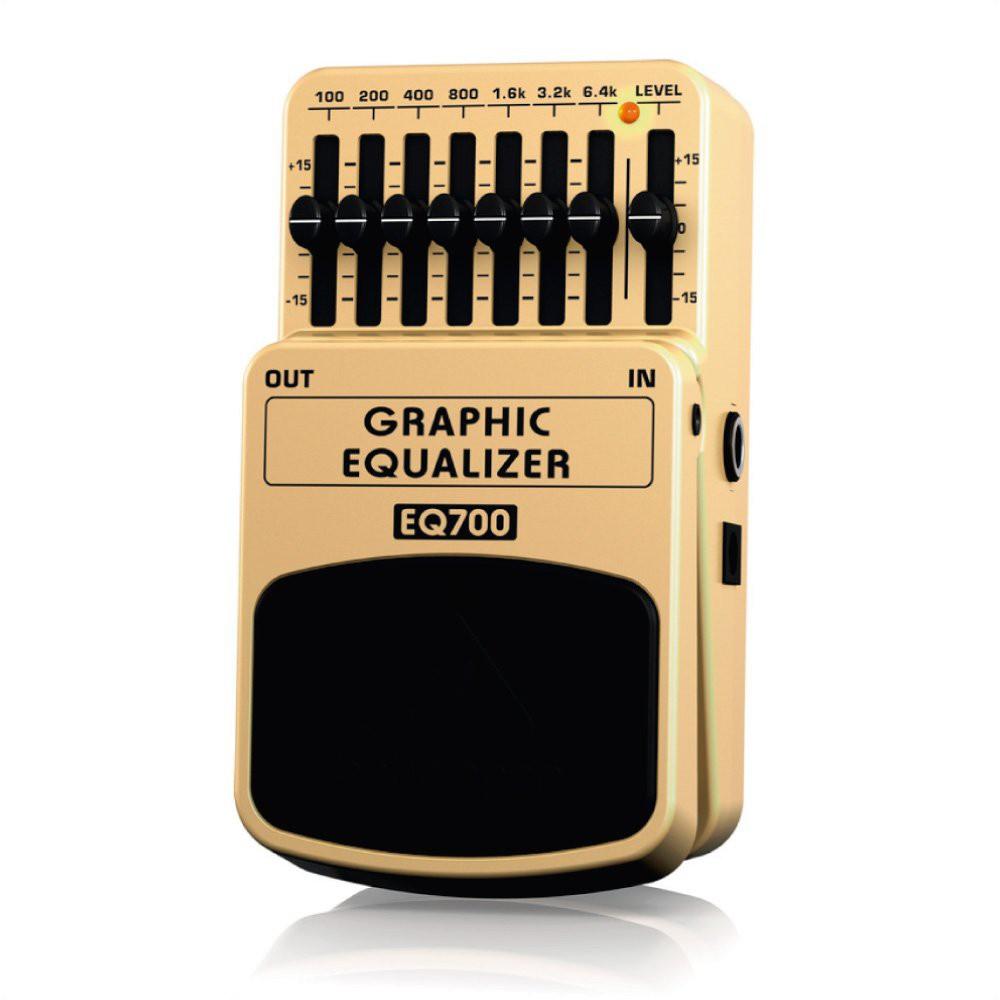 Pedal Para Guitarra EQ700 Behringer