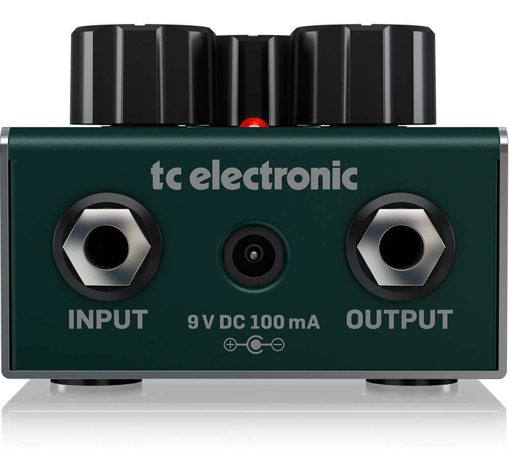 Pedal para Guitarra Gauss Tape Echo TC Electronic