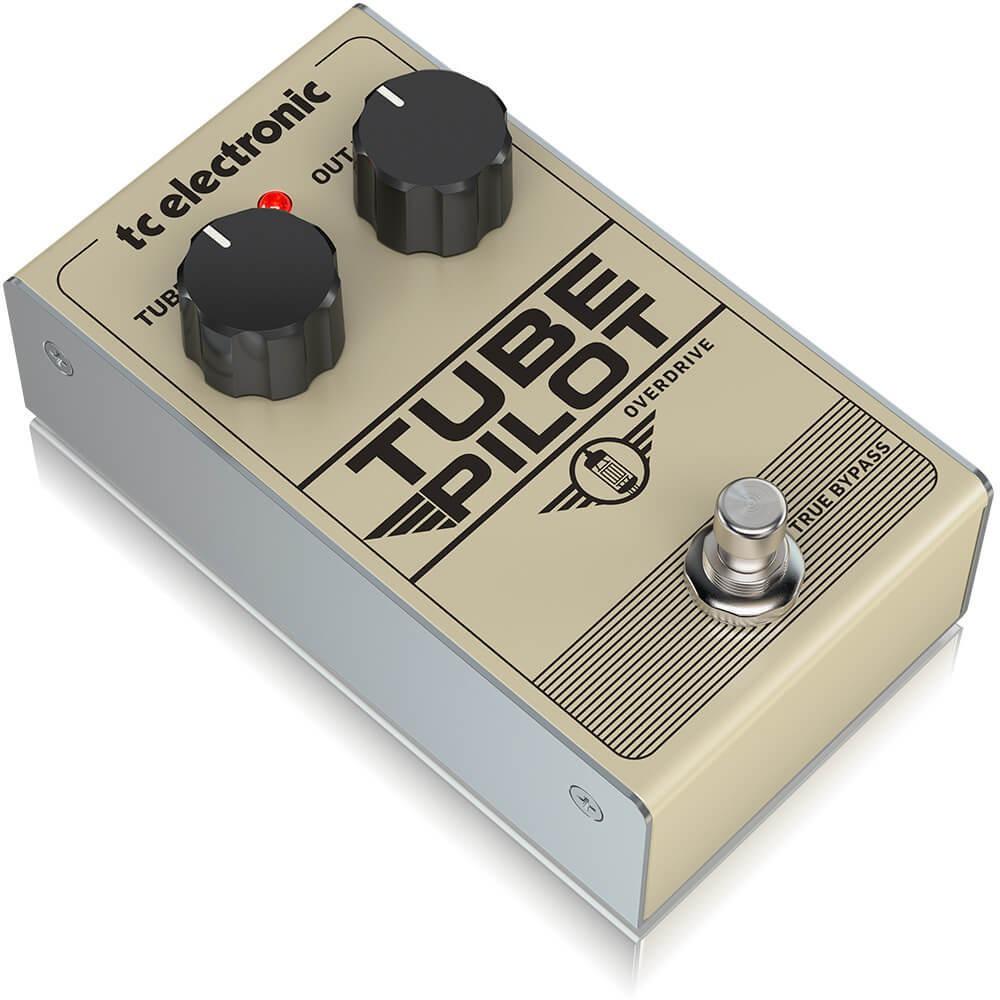Pedal para Guitarra - TUBE PILOT OVERDRIVE - TC Electronic