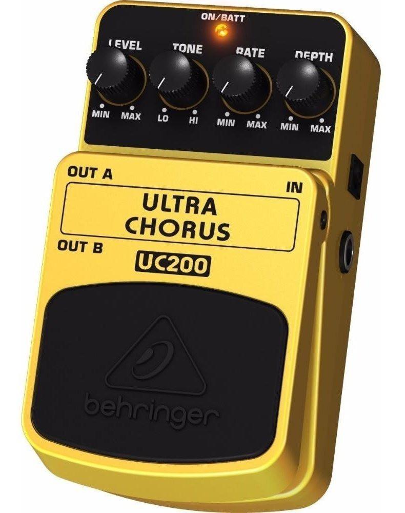 Pedal para guitarra - UC200 - Behringer