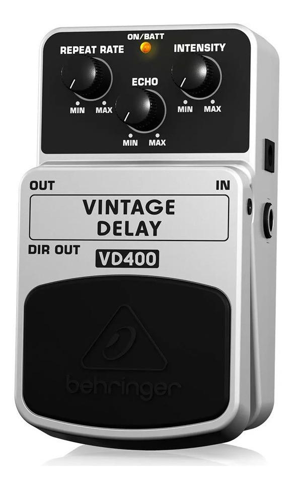 Pedal Para Guitarra VD400 Behringer - Vintage Delay