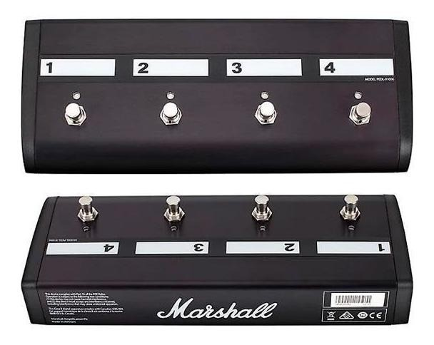 Pedal PEDL-91006 JVM Series Marshall Para Guitarra