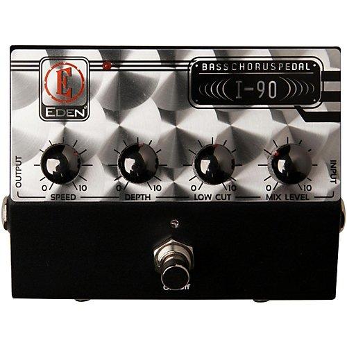Pedal Pro Bass Chorus I90 EDEN Para Contra-Baixo