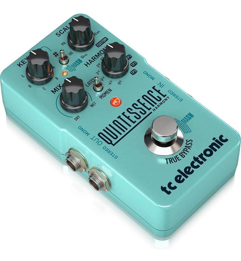 Pedal Quintessence Harmonizer TC Eletronic
