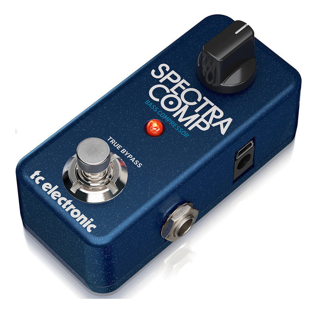 Pedal Spectracomp Bass Compressor TC Electronic