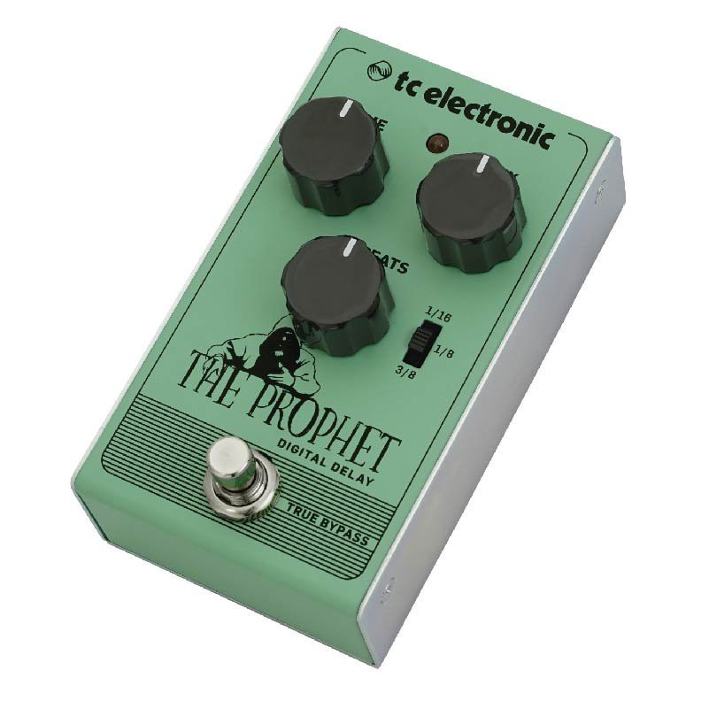 Pedal The Prophet Digital Delay TC Electronic Para Guitarra
