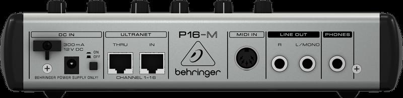 PowerPlay P16-M Behringer