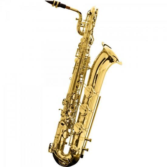 Saxofone Baritono Eb HBS-110L Laqueado Harmonics