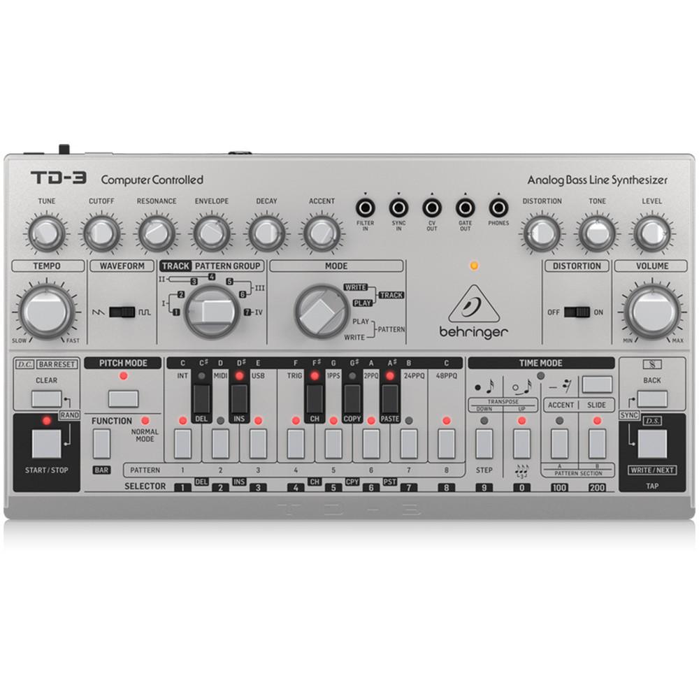 Sintetizador TD-3-SR Behringer
