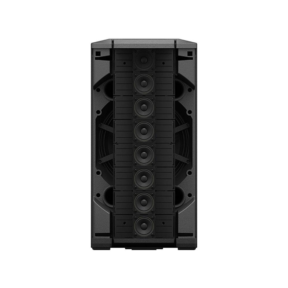 Sistema De Som De Array Flexível Preto Bose F1 Model 812
