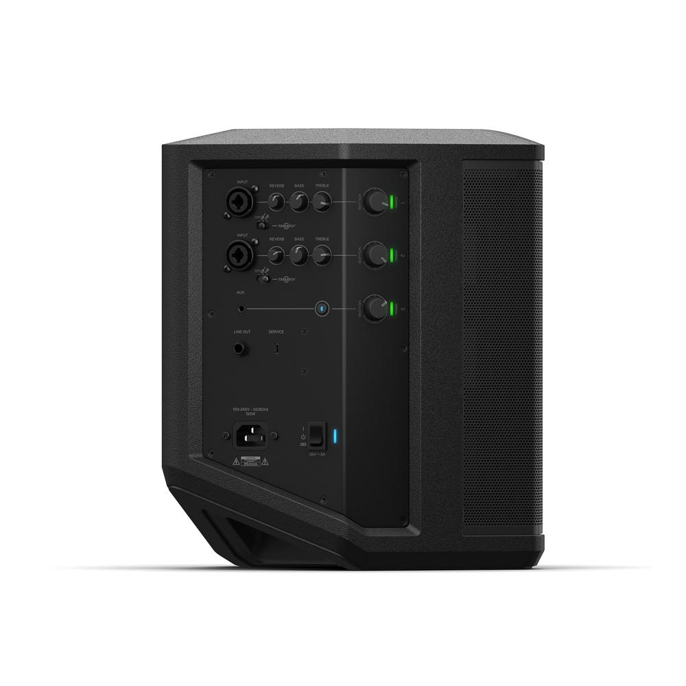 Sistema De Som Portátil Multiposição Preto Bose S1 Pro