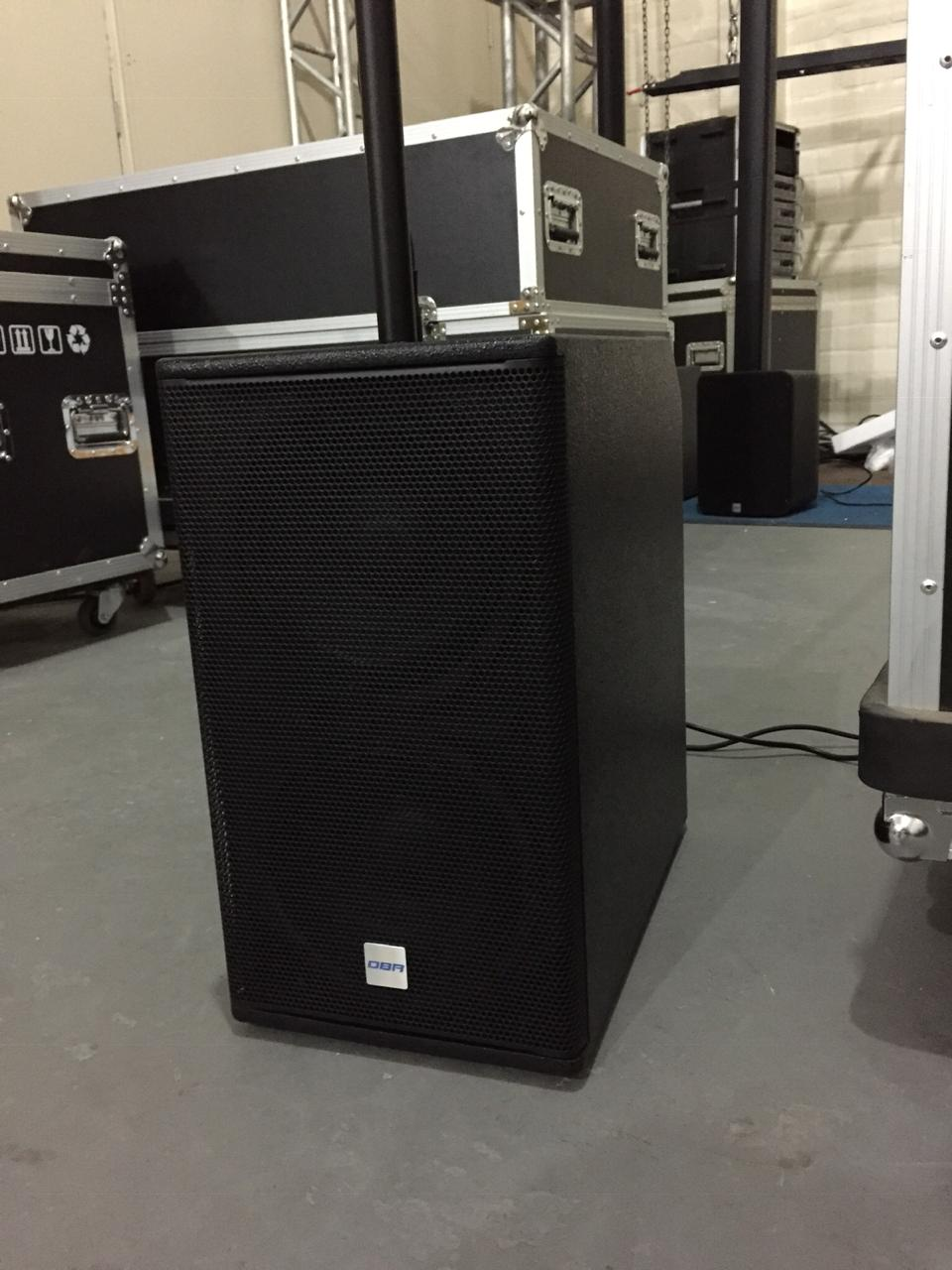 Sistema Vertical Array Dbr Va1800