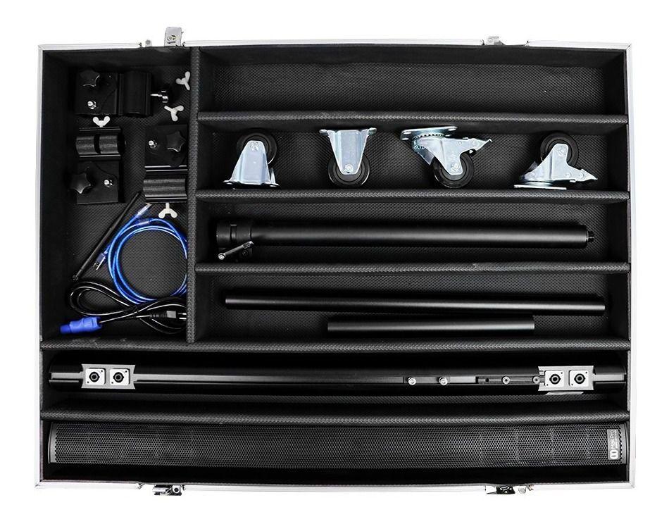 Sistema Vertical Array Makpro Mk-cl 16.2sw18a Dsp